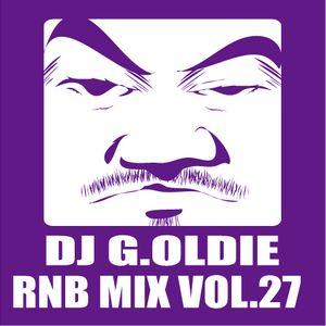 DJ G.OLDIE RNB MIX VOL27