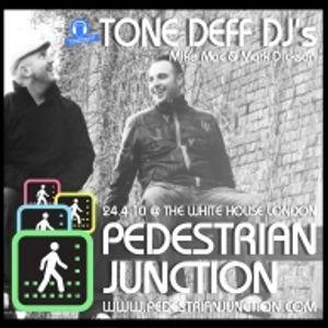 Tonedeff DJ's Pedestrian Junction Launch Mix