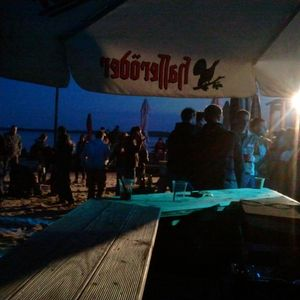 Dexter Curtin - Live at Beach Party, Cospudener See 17-05-2012