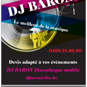 Discothèque mobile DJ BARON mix publicitaire
