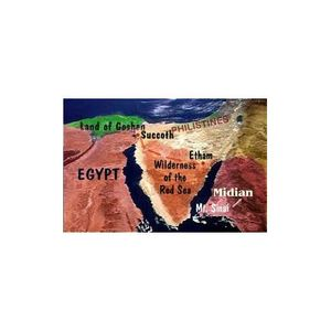 Judgment On Egypt Light In The Land Of Goshen By Zoe Radio