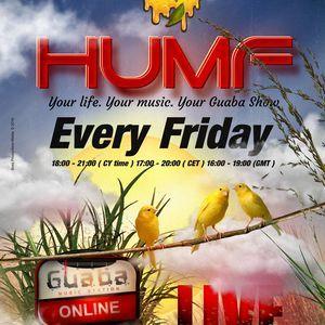 Guaba radio live with HUMF Friday 5th  May 17