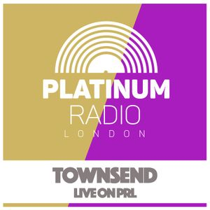 Townsend : Sounds of Mind Sessions - Monday 15th May @ 8pm - Recorded Live On PRL Live