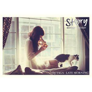 DJ TAGA - LATE MORNING