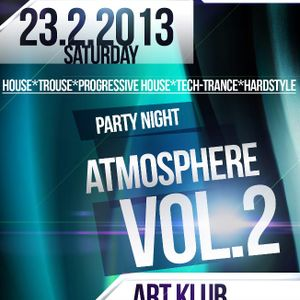 DJ Como - Live@Atmosphere Vol.2 Art Klub Trnava 23_2_2013
