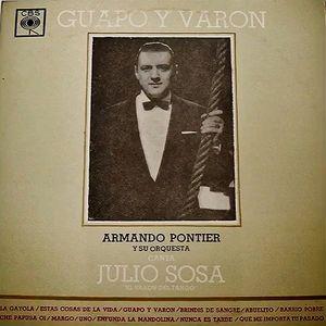 Julio Sosa & Armando Pontier- LP Guapo y Varón