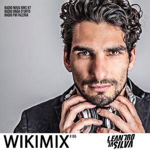 [Andre1blog] Wiki Mix #165 // LEANDRO DA SILVA