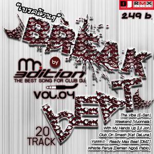 Mr.Edition - Demo Break Beat 20 Track Vol.4