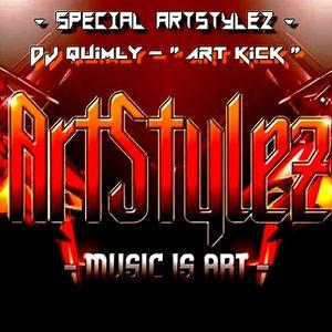 """Special ArtStylez - """" Art Kick """" - Mixed By Dj Quimly"""