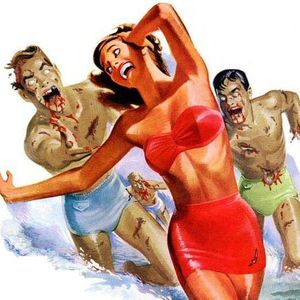 Cruel Summer Zombie Rave