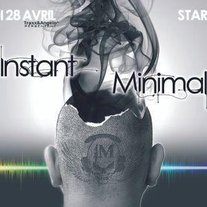 Nikita Traxx @ INSTANT MINIMAL 28 avril 2012 PART 2