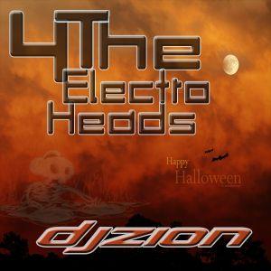 4The Electro Heads happy halloween