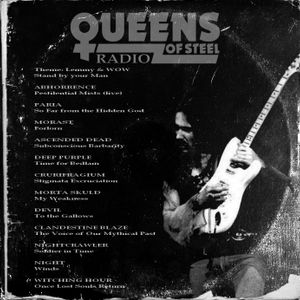 Queens of Steel (radio) - 22/02/2017