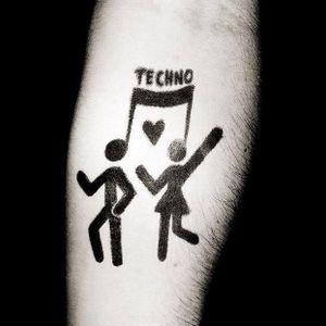 Beatzstepperz In The Mix Techno 1.0 (02-04-2015)
