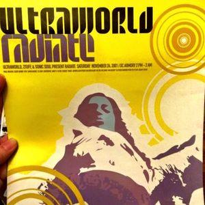 "DJ Die w/ MC Justyce - ""Live at DC Armory"" - November 24, 2001"