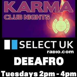 DeeAfro Radio Show 21st Feb 2012