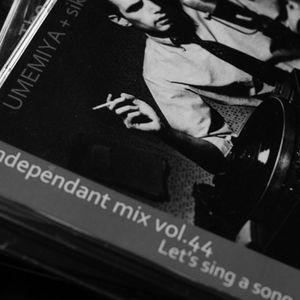"independant mix vol.44 ""sikamadness"""