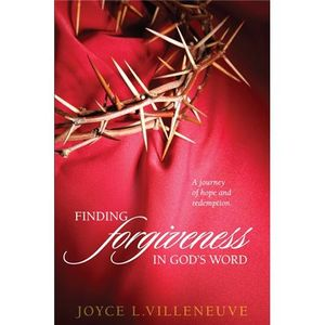 """Joyce Villeneuve """"Finding Forgiveness in God's Words"""" in our Author's Alley"""