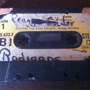 Rodigan Rockers on BFBS Tape 1986