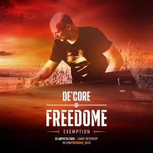 DE'CORE - FreeDome 2020: Exemption Promo Mix (2020)
