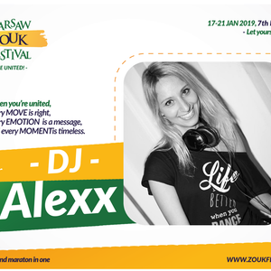 7th Warsaw Zouk Festival - Saturday Set by Dj Alexx