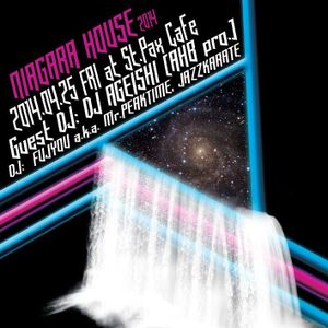 NIAGARA HOUSE 2014 JAZZKARATE 1st.