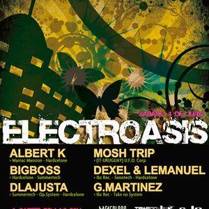 [ARCHIVE] BIGBOSS - (Hardcelone) dj set live at ELECTROASIS 2011 (Barcelona)
