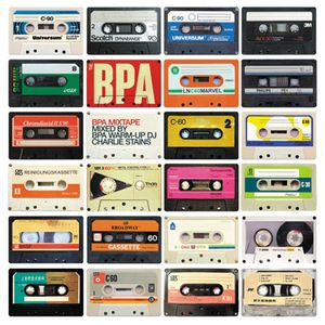 The BPA - BPA MIXTAPE (2009)