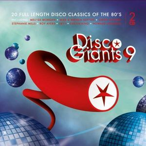 Disco Giants Vol. 09 (In a nutshell mix) - Mixed by me for Vinylmasterpiece.com