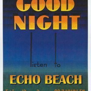 Echo Beach Radio Broadcast from Chicago, 05-15-15