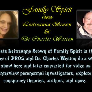 Family Spirit-Willie Gibson Mar 16