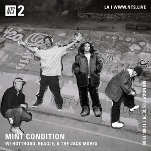 Mint Condition w/ Hotthobo, Beagle & the Jack Moves - 10th June 2019