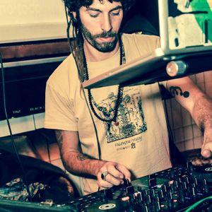 FyahKeepa Live DJ Set @ NTMZ @ Barshevski | 21.2.13 - Part 1
