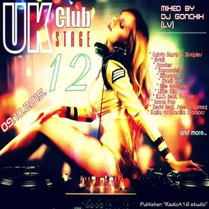 UK Club Stage (12) 09-10-2015