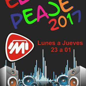 EL PEAJE ROCK MIERCOLES 17-05-2017(MAR BAUZA).