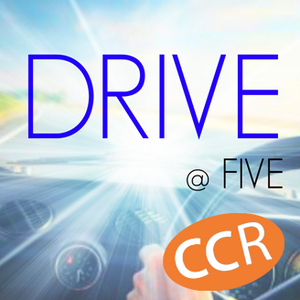 Drive at Five - @CCRDrive - 12/07/16 - Chelmsford Community Radio