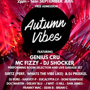 Autumn Vibes Promo Mix