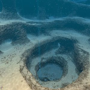 2016 July - Underwater Dunes