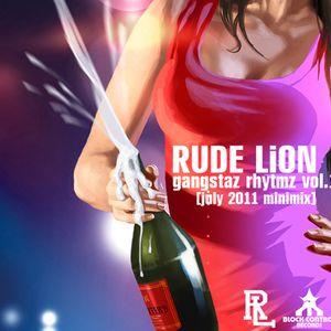 Rude Lion - Gangstaz Rhytmz vol.1