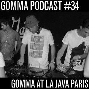 Podcast #34: Gomma @ La Java Paris
