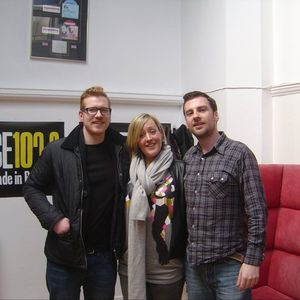 Tues 29/03/11: The Go! Team, Metronomy, Alice Russell & TM Juke in session