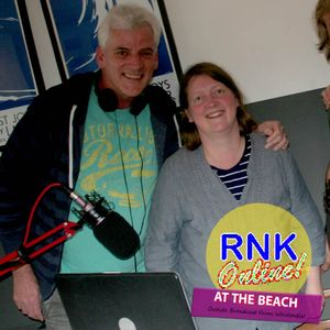 Helen Downs & Nigel Robson - RNK Outside Broadcast from Whitstable