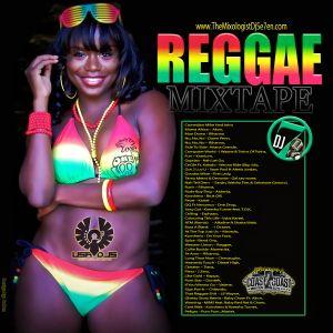 REGGAE MIXTAPE 23 (Mixed/Cutt)
