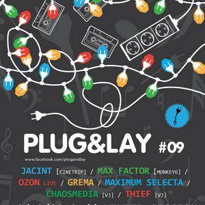 Maximum Selecta @ Fúzió Rádió/Plug&Lay pt.2