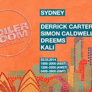 Derrick Carter - Boiler Room Sydney