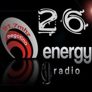Emilijano - Mix Session 26 part1 @ Energy Radio (April 22, 2011)