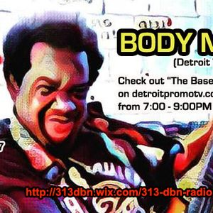 313 DBN Radio - Guest Body Mechanic (Detroit Techno Records) [SUN APRIL 22. 2017]