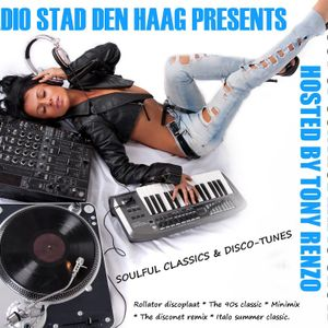 Out Of Control Radio Show Tony Renzo Pinkster Edition 2016 Radio Stad Den Haag