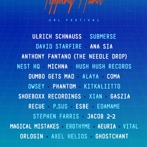 Mix for Tipping Hand Url Festival (2015)