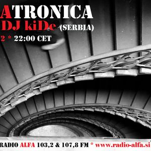 ALFATRONICA ON RADIO ALFA; GUEST MIX: DJ kiDe, 1.11.2012
